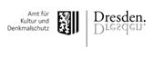 Logo Amt fuer Kultur und Denkmalschutz Dresden
